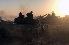 Syria tăng cường tấn công vào thành trì cuối cùng của phiến quân