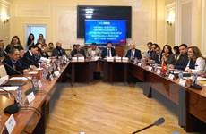 Thúc đẩy hợp tác giữa doanh nghiệp vừa và nhỏ của Việt Nam và Nga