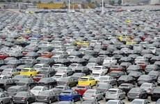 Thị trường ôtô Trung Quốc tiếp tục ảm đạm trong hai tháng đầu năm