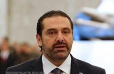 Thủ tướng Liban Saad Hariri kêu gọi ngừng tranh cãi chính trị