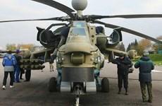 Nga trang bị tên lửa dẫn đường mới cho trực thăng tấn công Mi-28NM