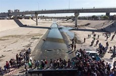 Mexico, Mỹ tìm kiếm thỏa thuận 10 tỷ USD cho vấn đề di cư Trung Mỹ