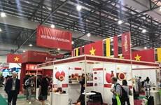 Việt Nam dự Hội chợ càphê, ẩm thực và nhà hàng quốc tế ở Singapore