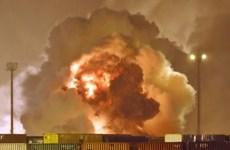 Nổ lớn tại nhà máy hóa chất ở miền Đông của Trung Quốc