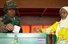 'Bổn cũ' khó soạn lại trong cuộc bầu cử ở Thái Lan