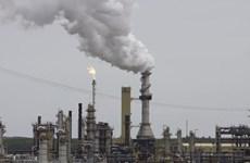 Giá dầu thế giới đi lên trong bối cảnh nguồn cung dầu giảm