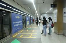 Hệ thống tàu điện ngầm là niềm tự hào của người dân Jakarta