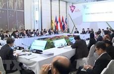 Thái Lan không hủy Hội nghị Bộ trưởng tài chính ASEAN