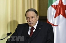 Tổng thống Algeria có thể tuyên bố từ chức vì lý do sức khỏe