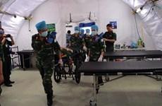 Việt Nam đăng cai tổ chức khóa tập huấn của LHQ cho sỹ quan cao cấp