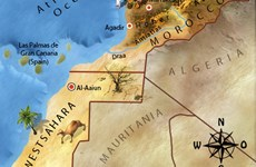 Lãnh thổ Tây Sahara - Vấn đề chính trị gây chia rẽ nhất ở châu Phi