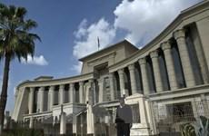 Tòa án Ai Cập kết án tù giam với hơn 70 nghi can khủng bố