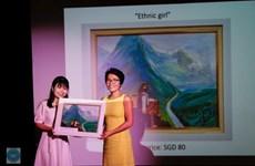 Quỹ Đồng hành Singapore viết tiếp ước mơ của sinh viên nghèo Việt