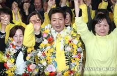 Đảng đối lập Hàn Quốc giành chiến thắng trong cuộc bầu cử bổ sung