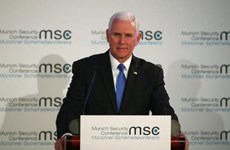 Phó Tổng thống Mỹ hối thúc Đức tăng chi tiêu quốc phòng