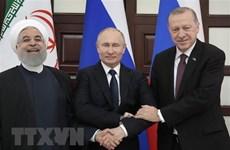 Ấn định vòng đàm phán định dạng Astana tiếp theo về Syria