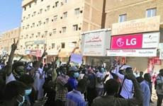 Sudan: Biểu tình chống chính phủ tiếp tục diễn biến phức tạp