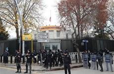 Cảnh sát Thổ Nhĩ Kỳ bắt giữ 10 nghi phạm IS người nước ngoài