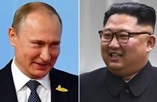 Nhiều khả năng cuộc gặp thượng đỉnh Nga-Triều diễn ra tuần tới