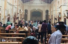Hội đồng Bảo an LHQ lên án các vụ tấn công tàn ác ở Sri Lanka