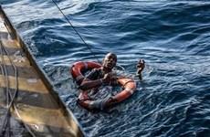 Đắm tàu làm nhiều người chết và mất tích ở vịnh Guinea