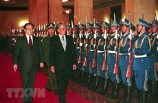 Lãnh đạo các nước chia buồn về việc Đại tướng Lê Đức Anh từ trần