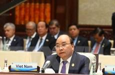 Hình ảnh Thủ tướng Nguyễn Xuân Phúc dự Diễn đàn BRI tại Trung Quốc