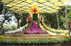 Khai mạc Festival hoa lan năm 2019 tại Thành phố Hồ Chí Minh