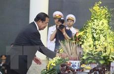 Tình cảm của quốc tế với nguyên Chủ tịch nước, Đại tướng Lê Đức Anh