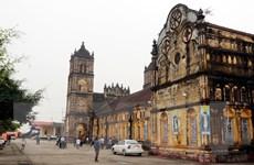 [Photo] Ngắm nhà thờ chính tòa Bùi Chu trước khi trùng tu