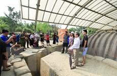Thu hút du khách tới các điểm di tích chiến trường ở Điện Biên