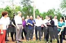 Đẩy mạnh hợp tác toàn diện giữa Hà Giang và Châu Văn Sơn