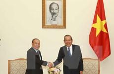 Thúc đẩy quan hệ Việt Nam-Campuchia hợp tác toàn diện, bền vững