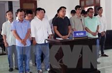 Phú Yên: Phạt tù 20 bị cáo đánh bạc và tổ chức đánh bạc qua mạng