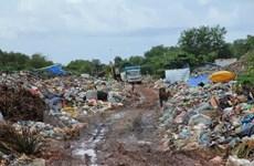 Thúc đẩy quản lý rác thải rắn tại vùng ven đô khu vực Đông Nam Á