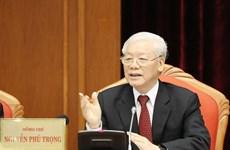 Khai mạc Hội nghị lần thứ 10 Ban Chấp hành Trung ương Đảng khóa 12
