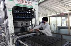 Hoàn thành lắp đặt lò nung tại Nhà máy ximăng Tân Thắng