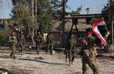 Chính phủ Syria thực hiện ngừng bắn tại khu vực giảm căng thẳng Idlib