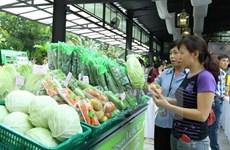 Hà Nội liên kết với các địa phương đưa nông sản sạch vào chuỗi bán lẻ