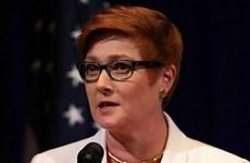 Thư chúc mừng Bộ trưởng Ngoại giao Australia được tái bổ nhiệm