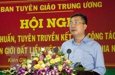 Tuyên truyền kết quả công tác quản lý biên giới Việt Nam-Campuchia