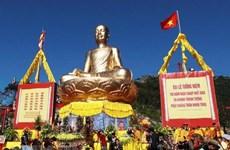 Đưa quần thể di tích quốc gia nhà Trần thành khu du lịch tâm linh