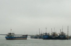 Tỉnh Quảng Trị thúc đẩy xây dựng khu bến cảng Mỹ Thủy