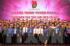 Tuyên dương thanh niên tiên tiến làm theo lời Bác cụm miền Đông Nam Bộ