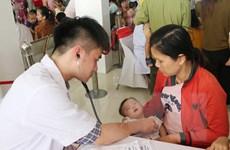 Hơn 3.000 trẻ ở Nghệ An được khám sàng lọc bệnh tim bẩm sinh miễn phí