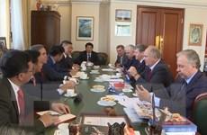 Tăng hợp tác giữa hai Đảng Cộng sản Việt Nam và Liên bang Nga