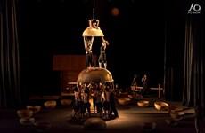 Lần đầu trình diễn xiếc Tre Việt Nam tại nhà hát Con Sò ở Australia