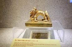 Trưng bày chuyên đề Quốc hiệu và kinh đô Đại Việt qua các thời kỳ