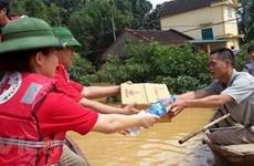 Tăng hợp tác giữa Hội Chữ thập Đỏ tỉnh Thanh Hóa và tỉnh Huaphanh