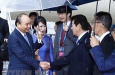 Quan hệ đối tác chiến lược Việt Nam-Nhật Bản phát triển mạnh mẽ